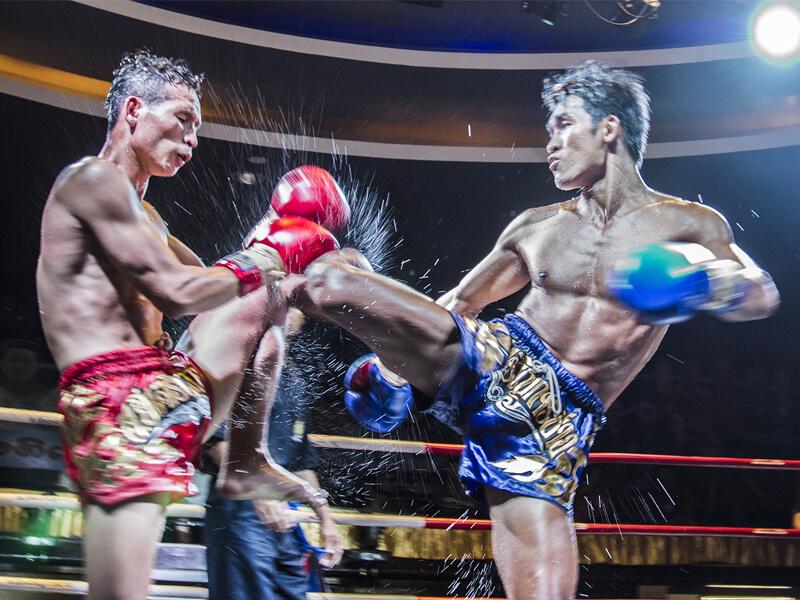 Muay Thai - Gymbangarang
